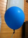 青い風船♪