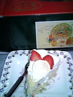 てんげつのケーキ