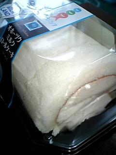 オホーツクミルクロールケーキ